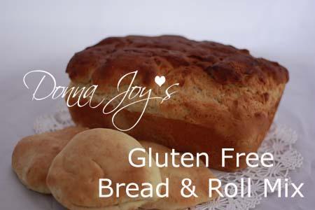 Donna Joy's Gluten Free Bread