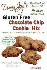 Gluten Free Chocolate Cookie Mix