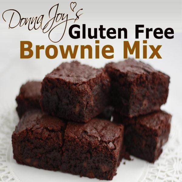 Gluten Free Brownie Mix