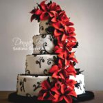Donna Joy hand sculpted sugar flowers