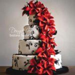 Donna Joy hand sculpted sugar flowers
