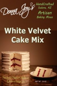 Donna Joy's Gluten Free White Cake Mix