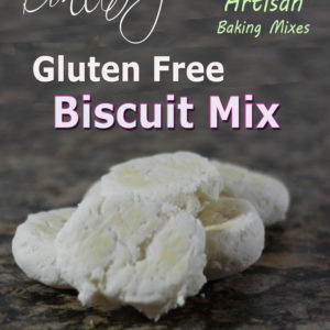 Gluten Free Biscuit Mix