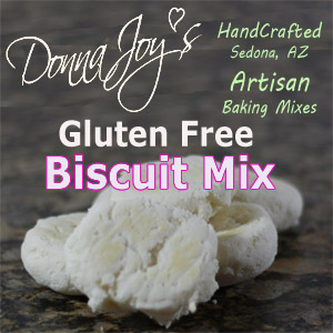 Donna Joy's Gluten Free Biscuit Mix