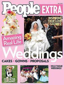 DonnaJoy feature People Magazine